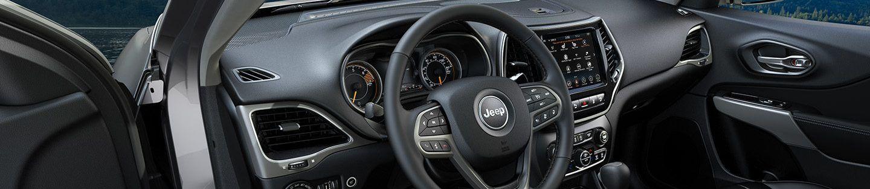 2019 Jeep Cherokee Center Console