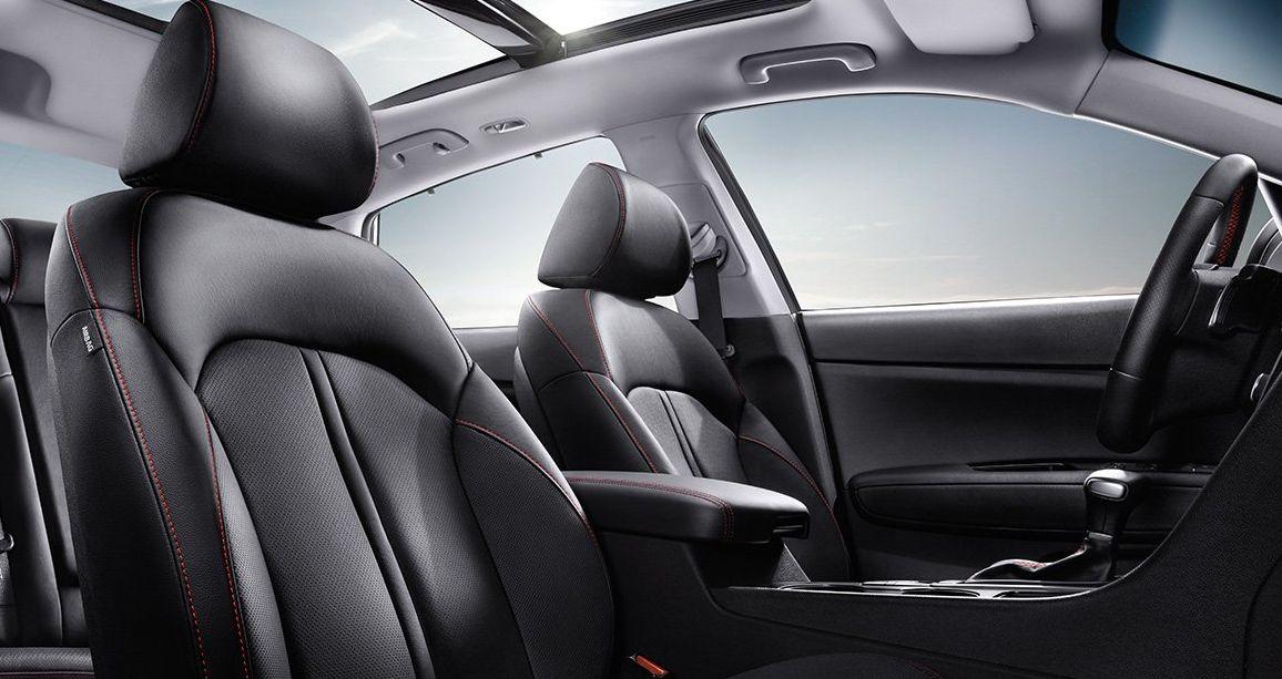 Enjoy the Luxurious Interior!