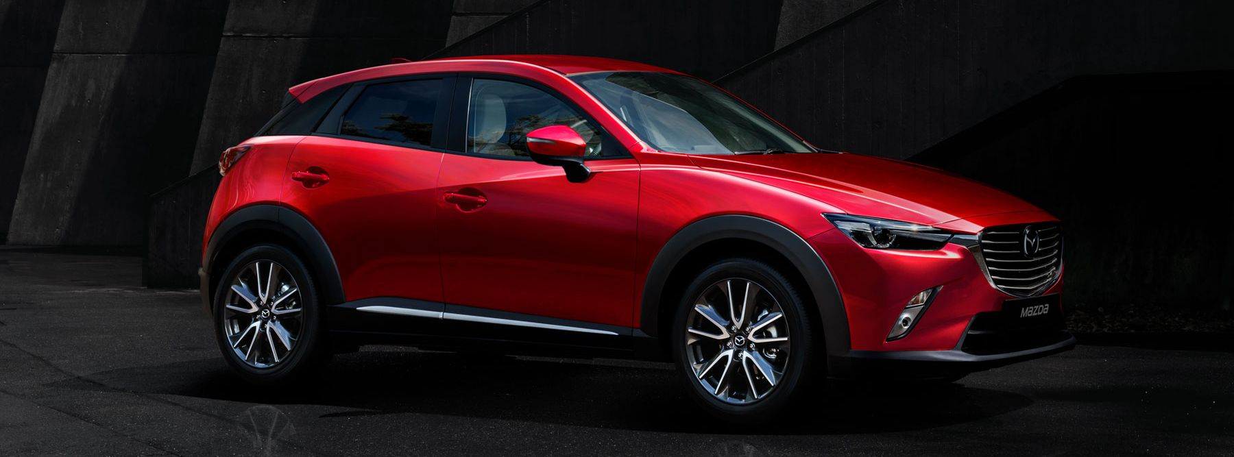 2018 Mazda CX-3 Financing in Sacramento, CA