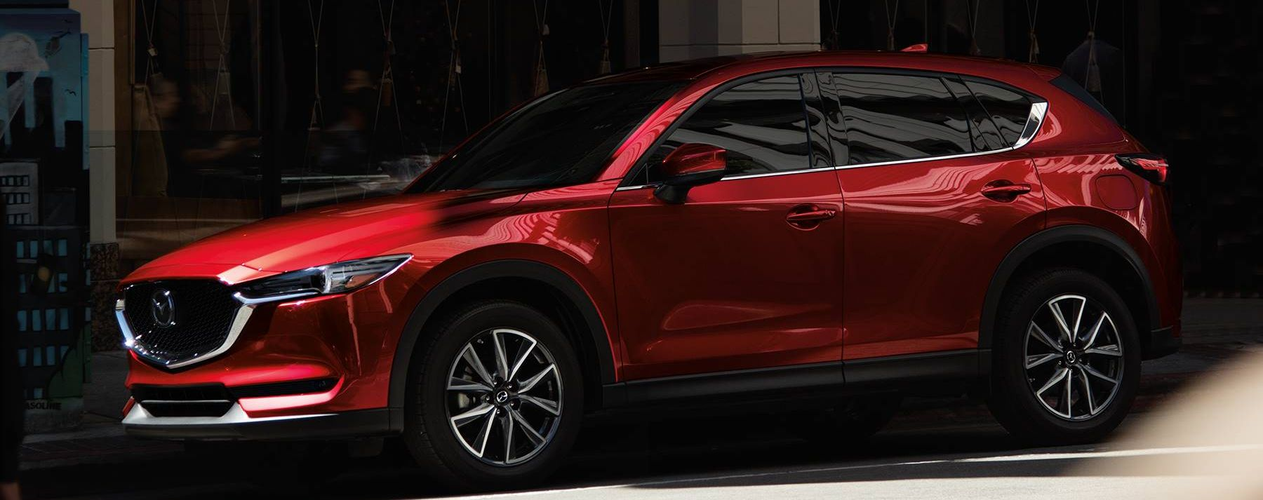 2018 Mazda CX-5 Financing in Sacramento, CA