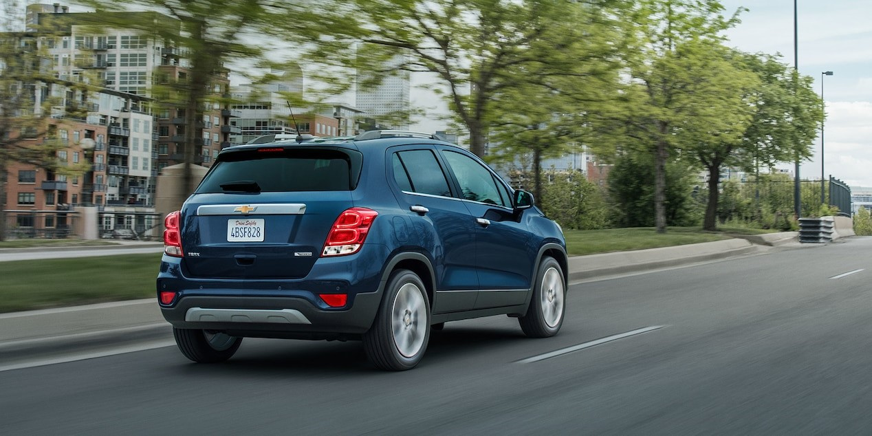 2018 Chevrolet Trax Leasing in Chicago, IL