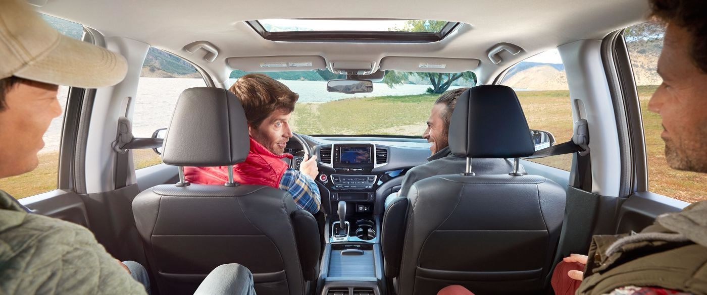 The Ridgeline's Spacious and Comfortable Cabin