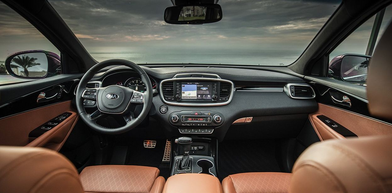 Stretch Out in the Spacious Interior!