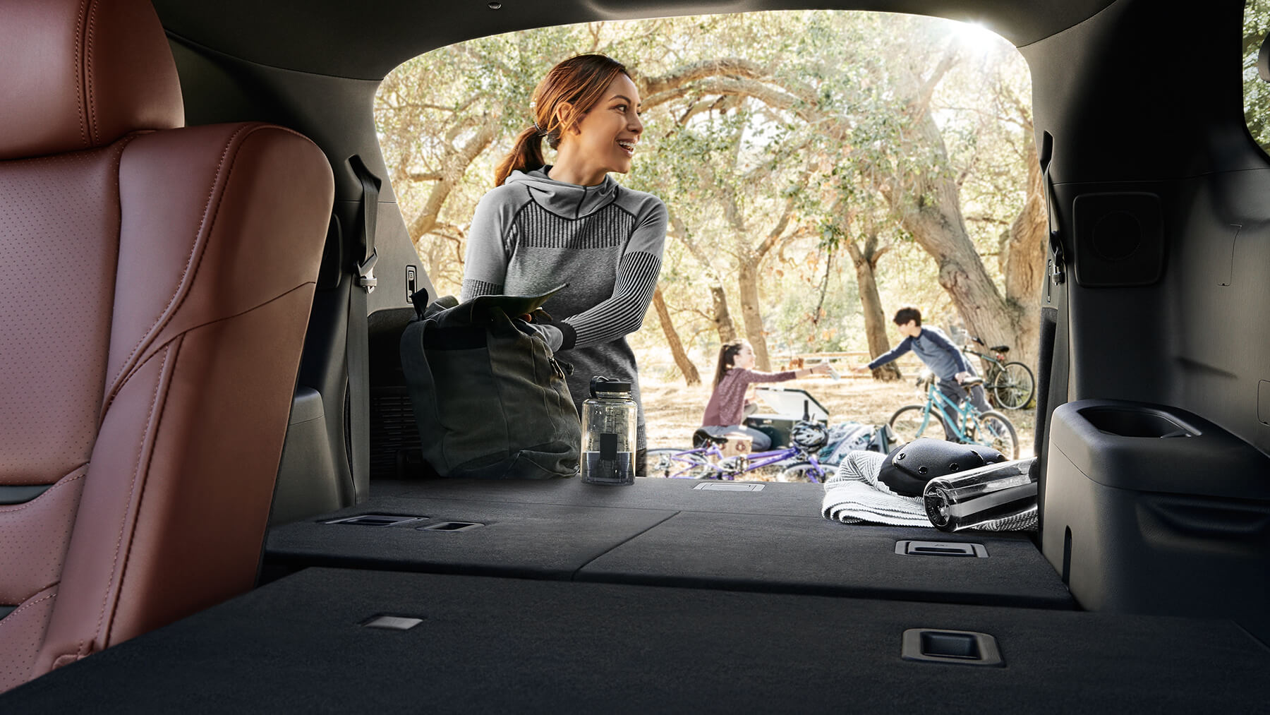 Cargo Versatility in the Mazda CX-9