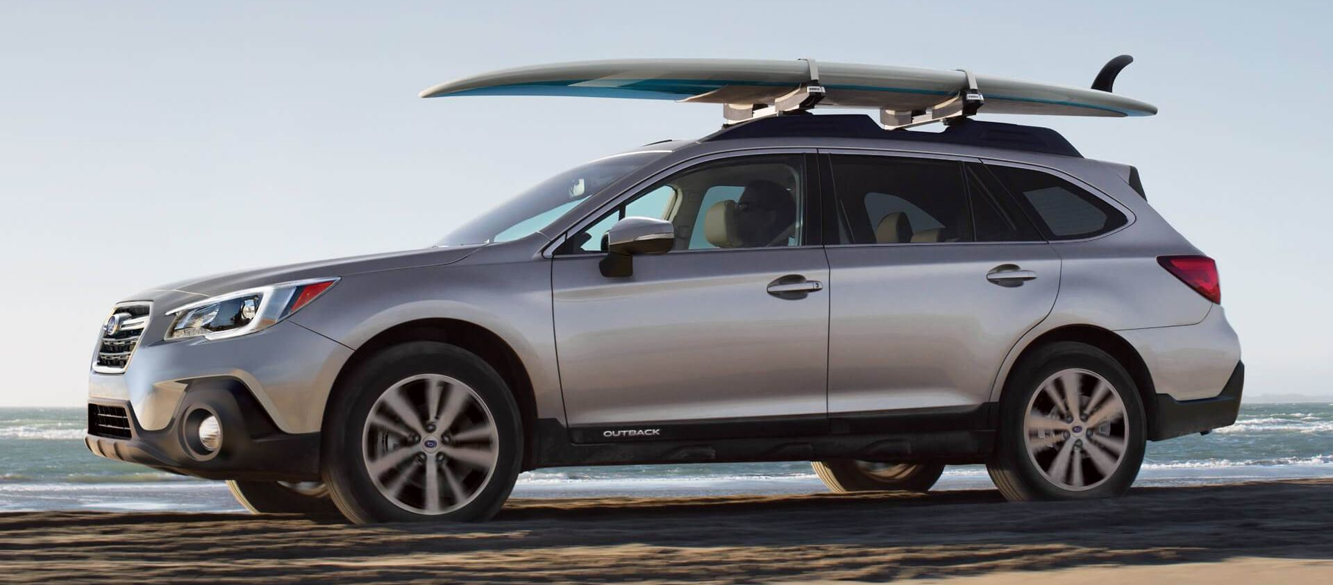 2018 Subaru Outback Financing in Sacramento, CA