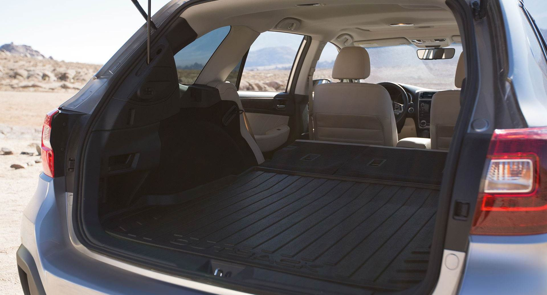 Cargo Space in the Outback