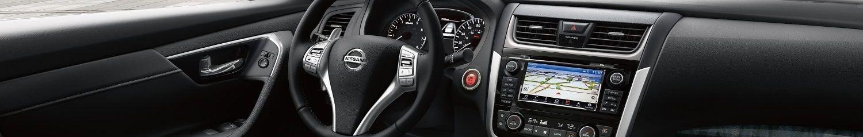 2018 Nissan Altima Center Console