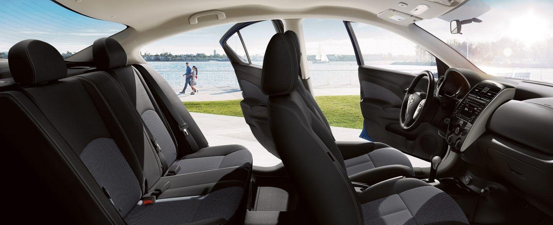 2018 Nissan Versa Interior