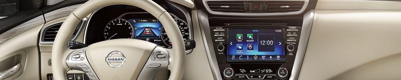 2018 Nissan Murano Center Console