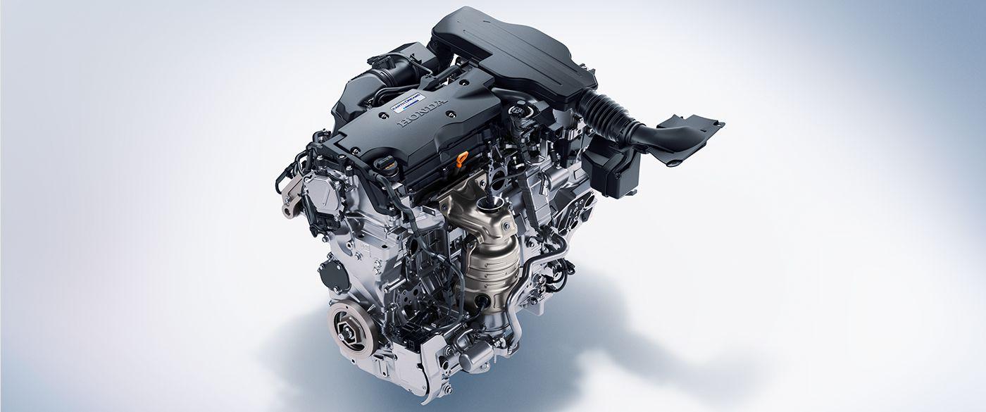 The Accord's 1.5L VTEC® Turbo Engine