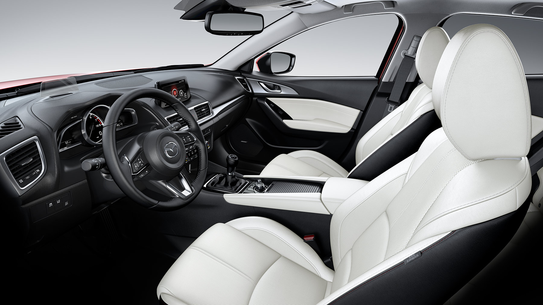 Stay Cozy in the Mazda3!