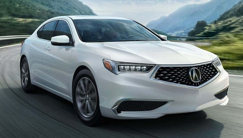 2019 Acura TLX for Sale near Palatine, IL