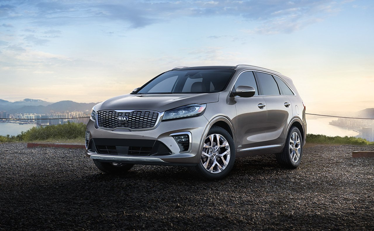 2019 Kia Sorento Leasing in Rockford, IL