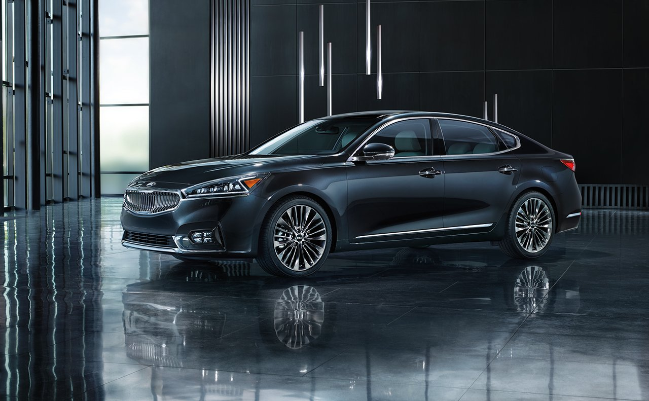 2018 Kia Cadenza Financing in Oklahoma City, OK