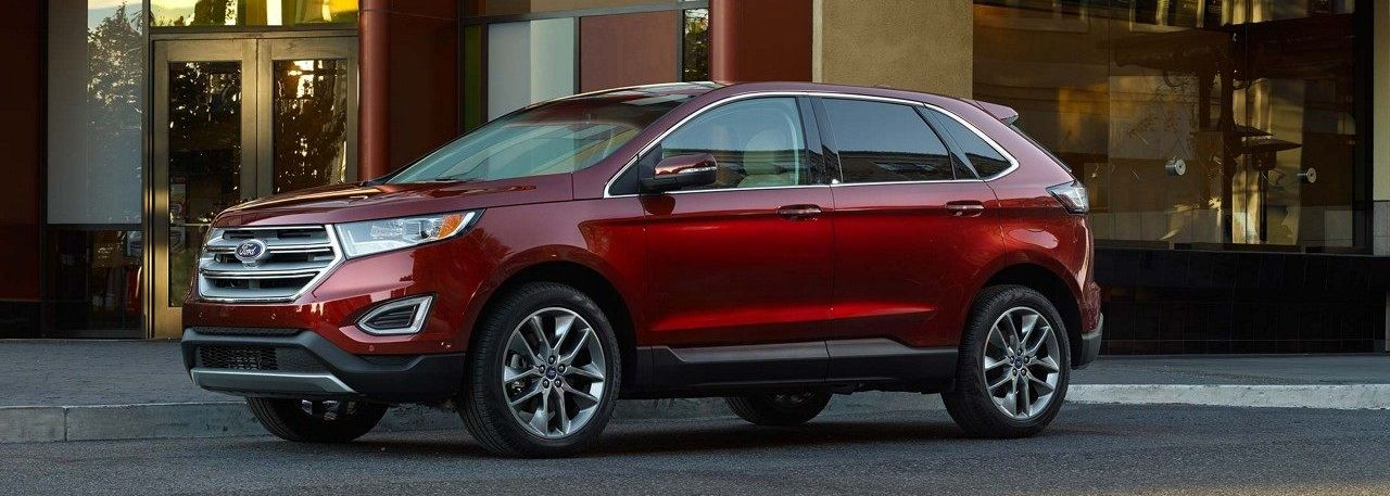 Ford Edge Financing Near Reno Nv