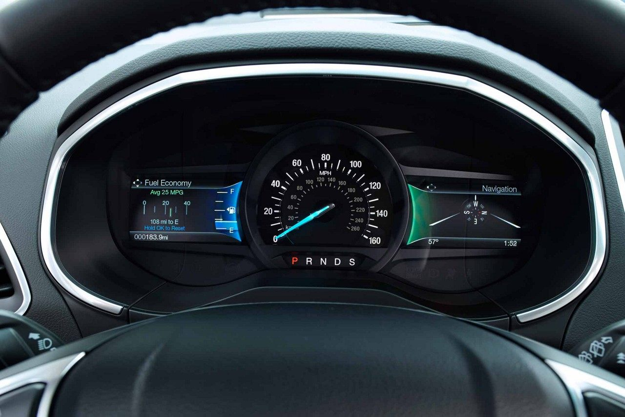 Great Features Behind the Wheel of the Ford Edge