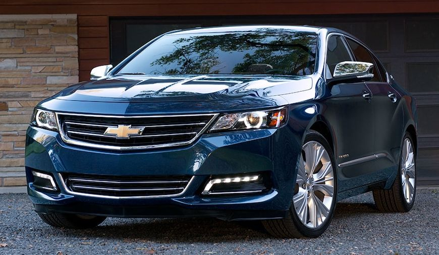 2018 Chevrolet Impala Financing in Elk Grove, CA