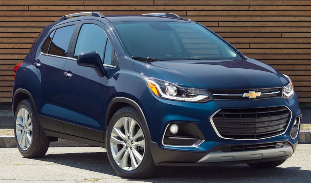 2018 Chevrolet Trax Financing in Elk Grove, CA