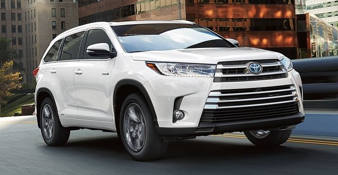 2018 Toyota Highlander Financing in Sacramento, CA