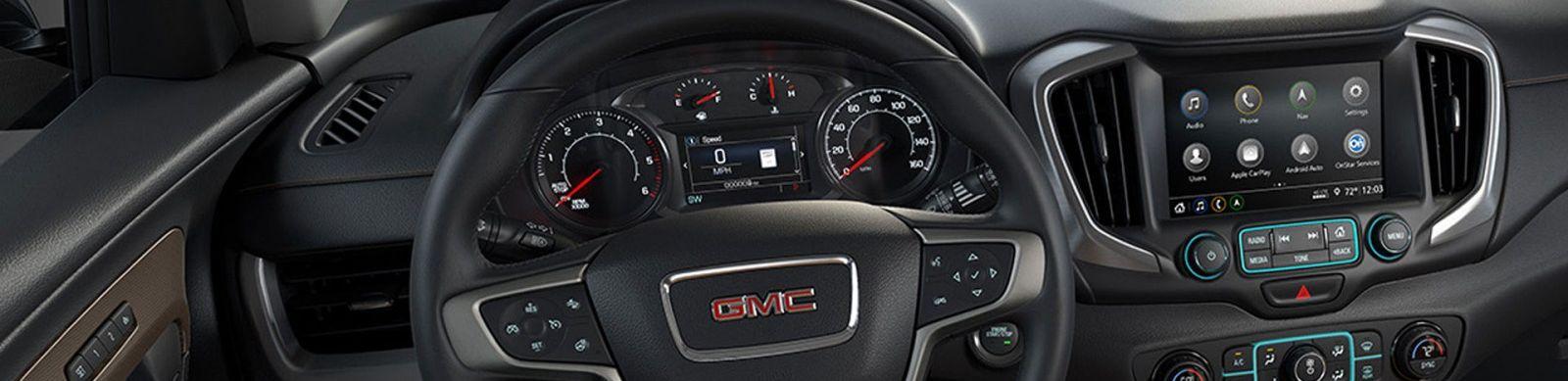 2018 GMC Terrain Center Console