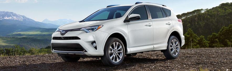 2018 Toyota RAV4 Hybrid Financing in Sacramento, CA