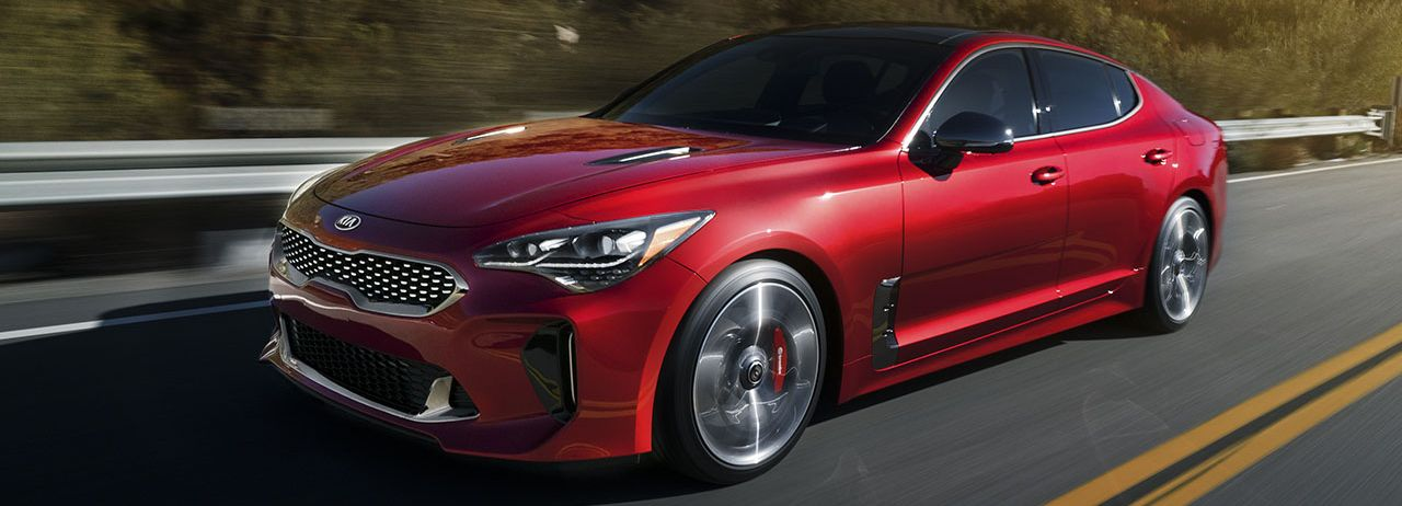 2018 Kia Stinger Financing in Sandusky, OH