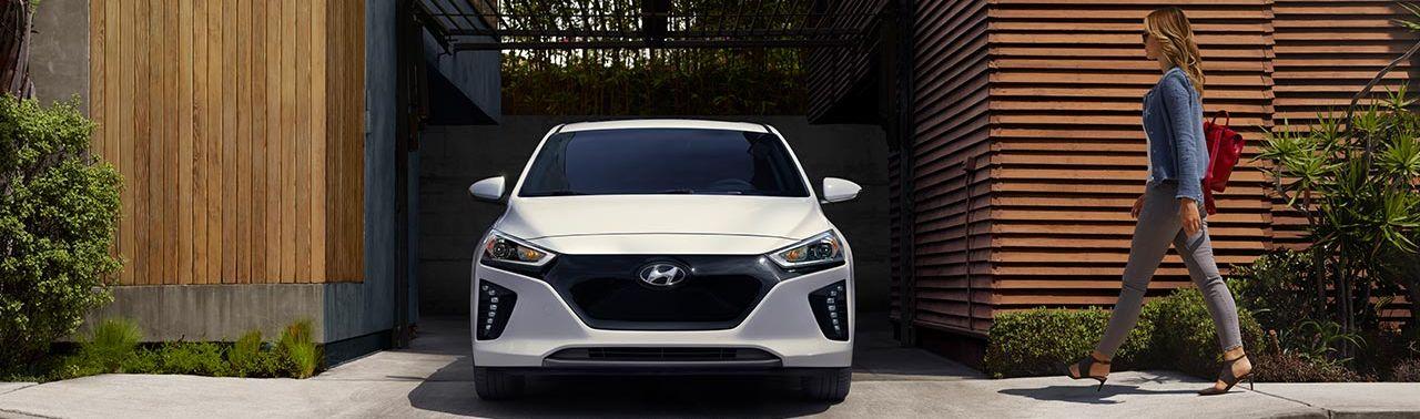 El Hyundai Ioniq