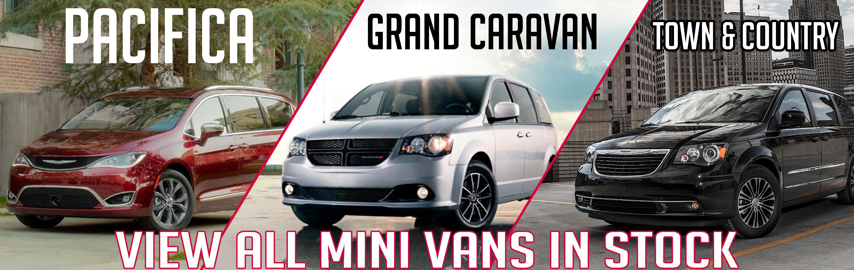 New Minivan Specials in Maquoketa Iowa