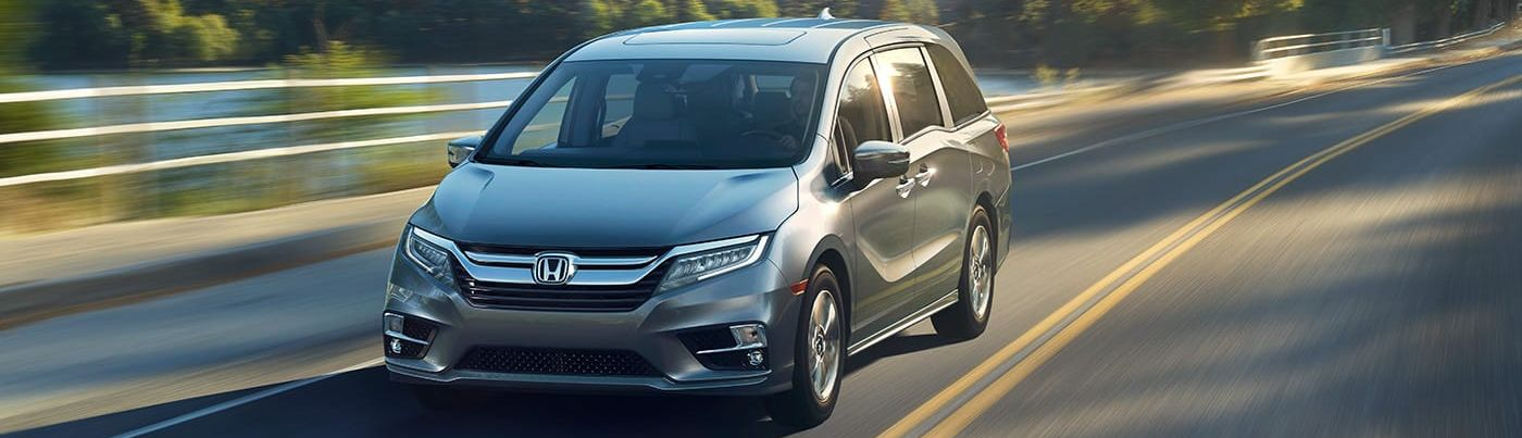 2019 Honda Odyssey Leasing near Laurel, MD
