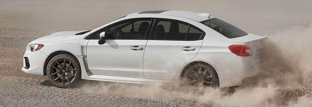 2018 Subaru WRX Financing in Sacramento, CA