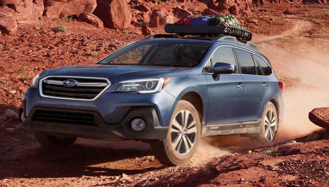 2018 Subaru Outback Financing near Folsom, CA