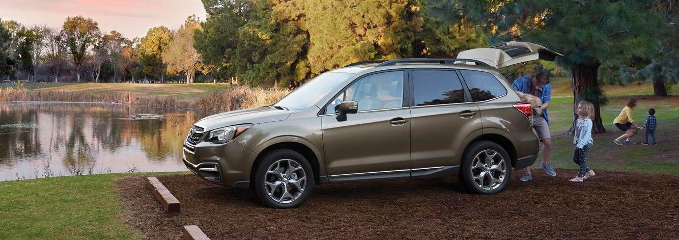 2018 Subaru Forester Financing near Folsom, CA
