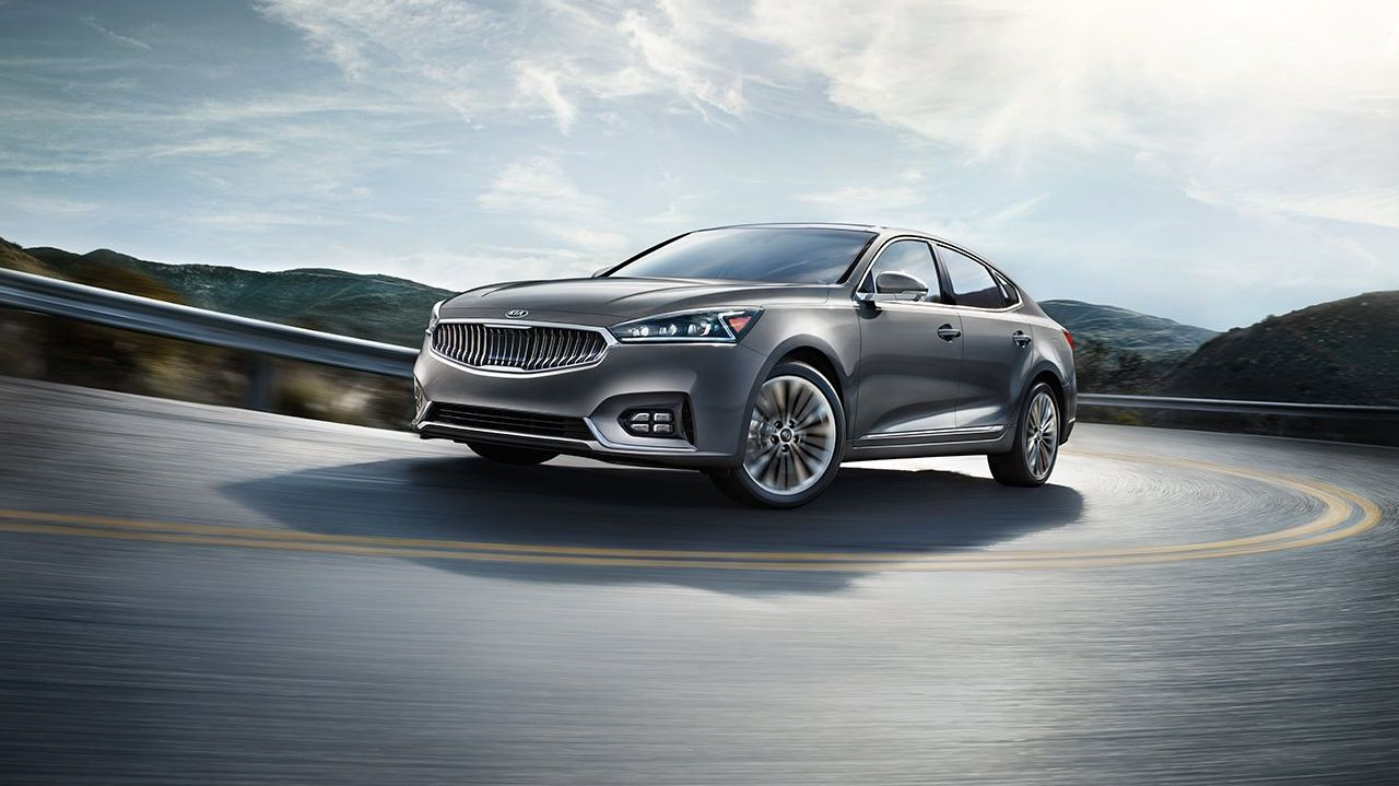 2018 Kia Cadenza Financing in Honolulu, HI