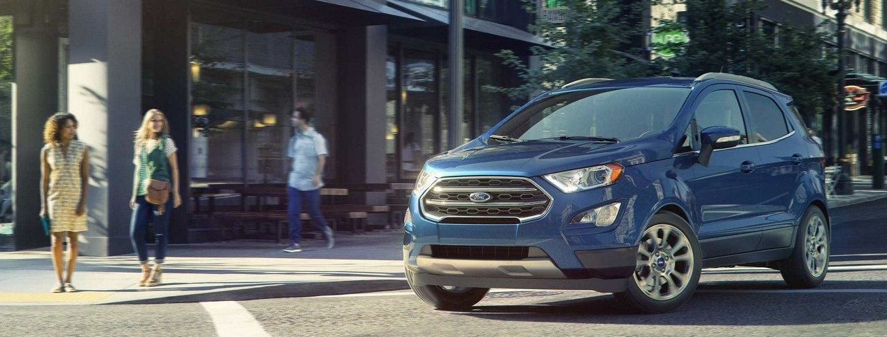 2018 Ford EcoSport for Sale near Addison, TX