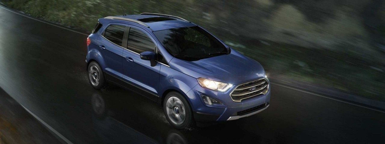 2018 Ford EcoSport for Sale in Garland, TX