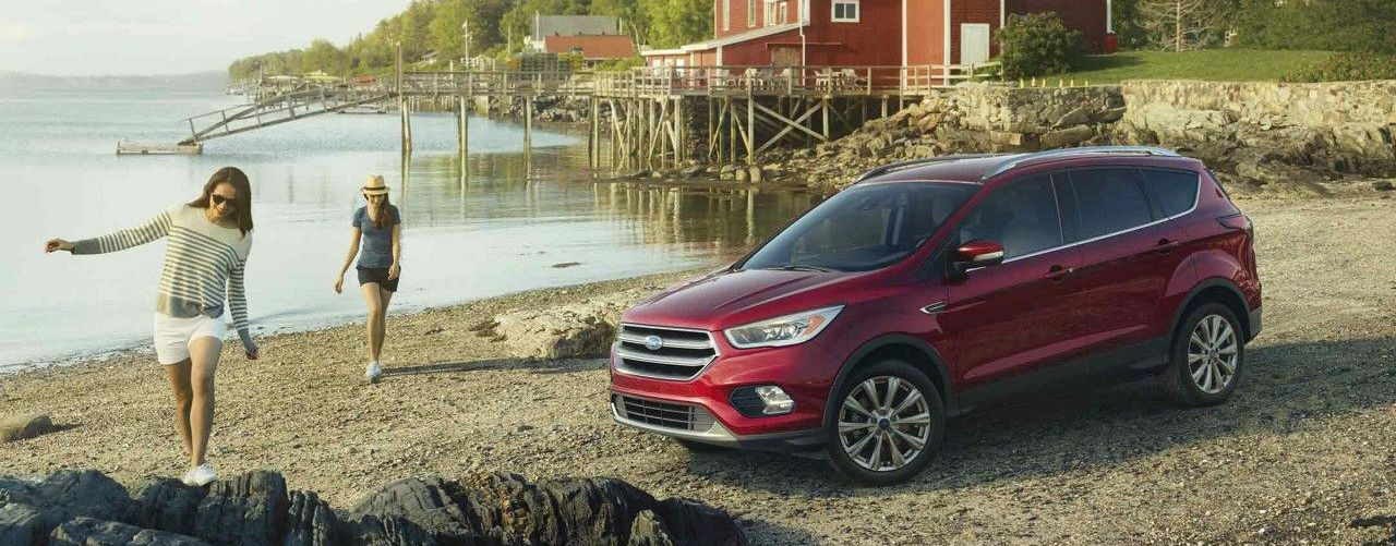 2018 Ford Escape Leasing near Arlington, TX