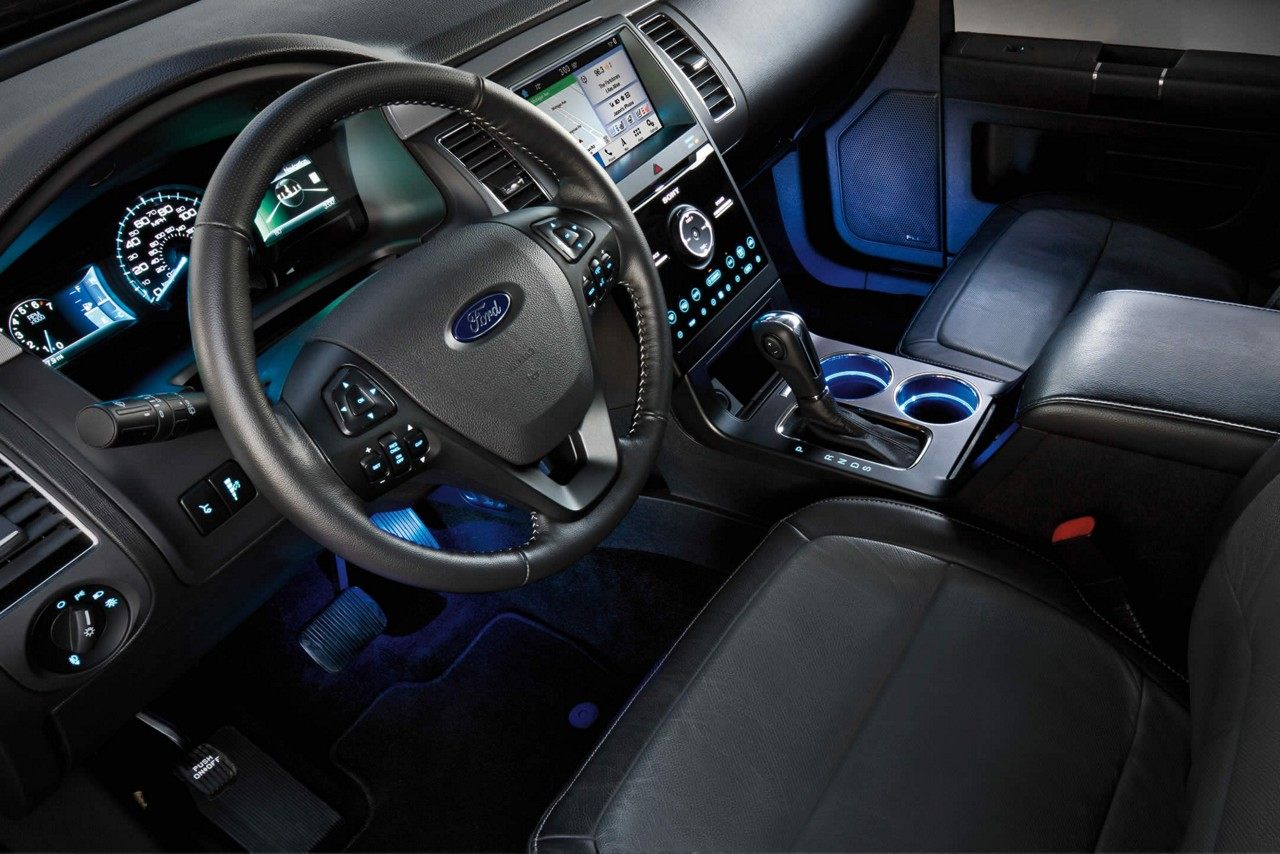 Take a Seat in the 2019 Ford Flex Today!