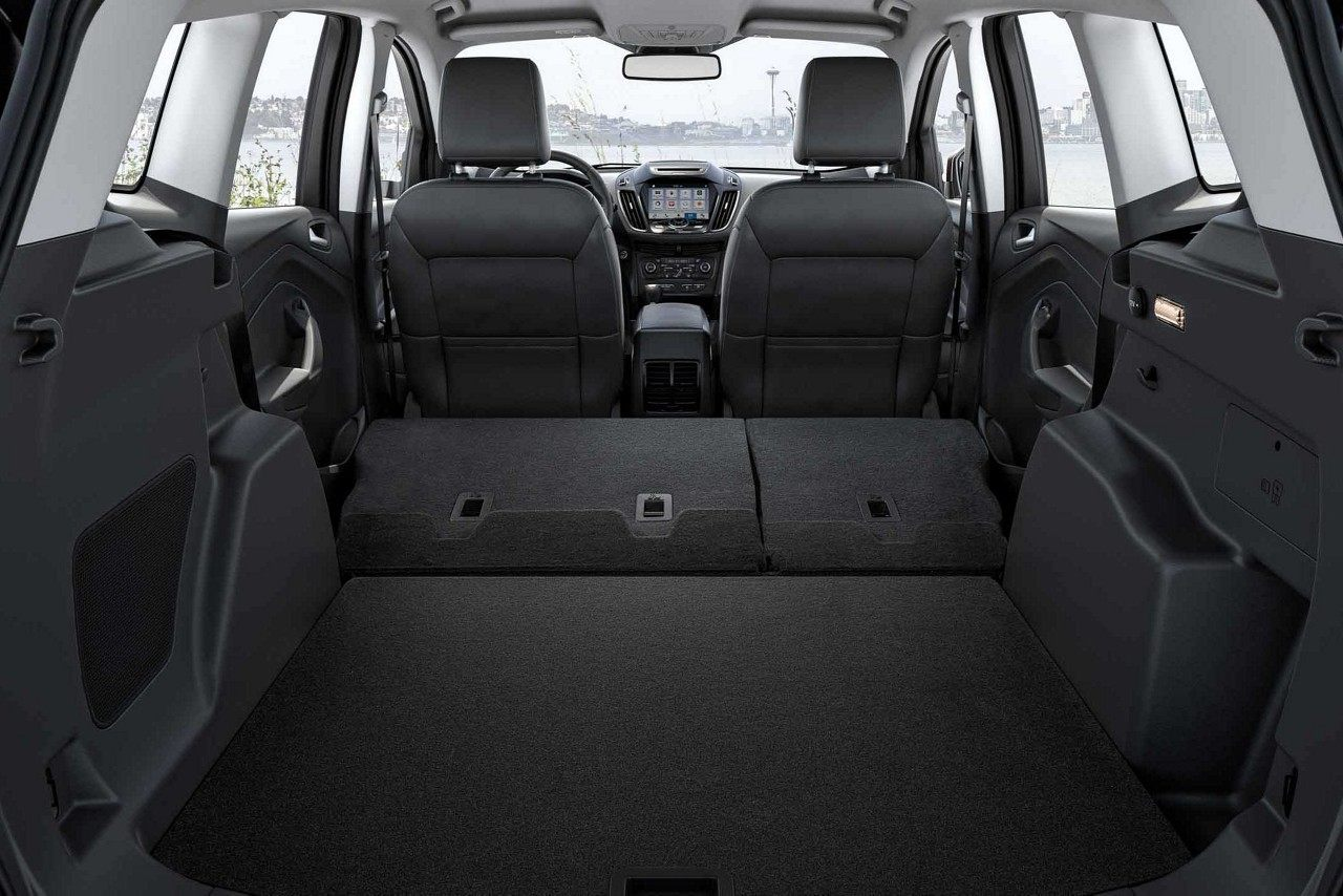 Versatile Seating in the 2018 Escape