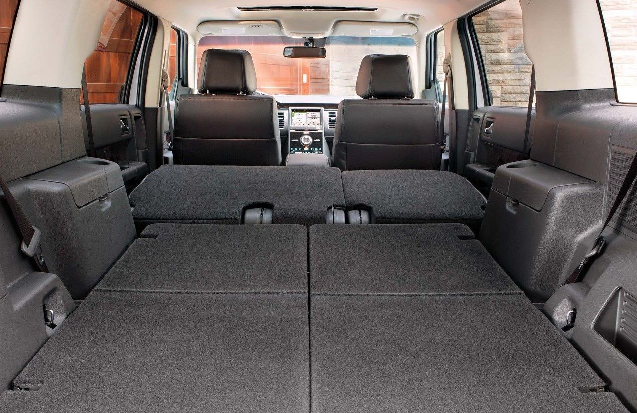 Cargo Space in the 2019 Ford Flex