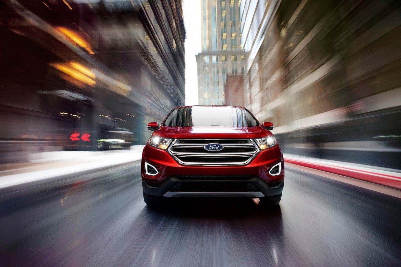 2018 Ford Edge Leasing near Dallas, TX
