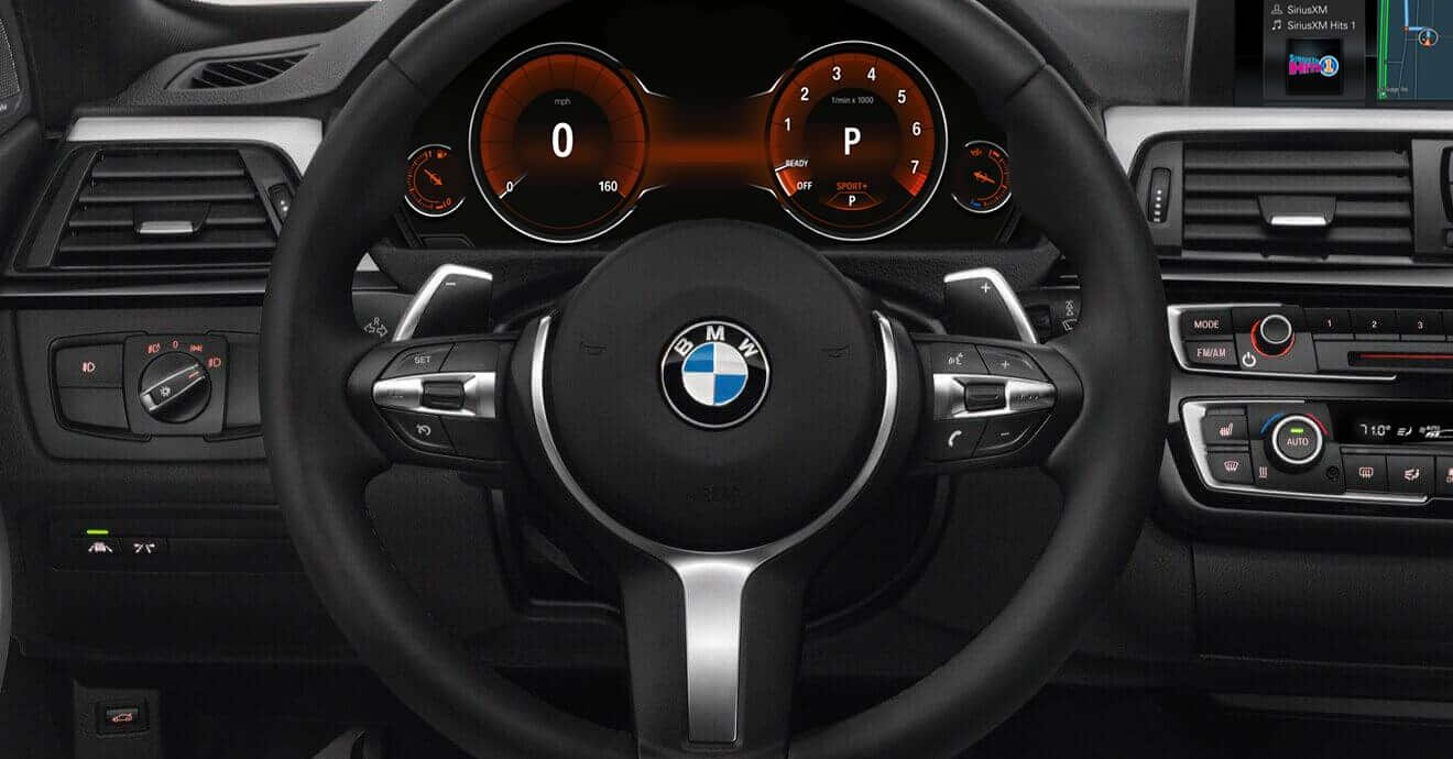 Take Command in the 4 Series!