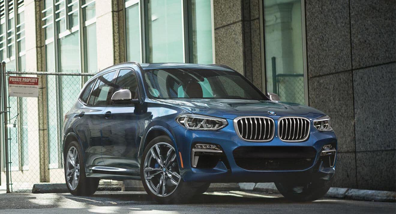 2018 BMW X3 Leasing in Schererville, IN