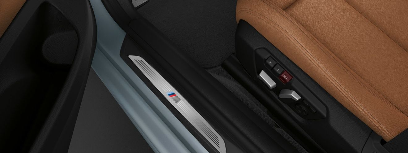 Eye-Catching Interior Accents in the BMW 4 Series