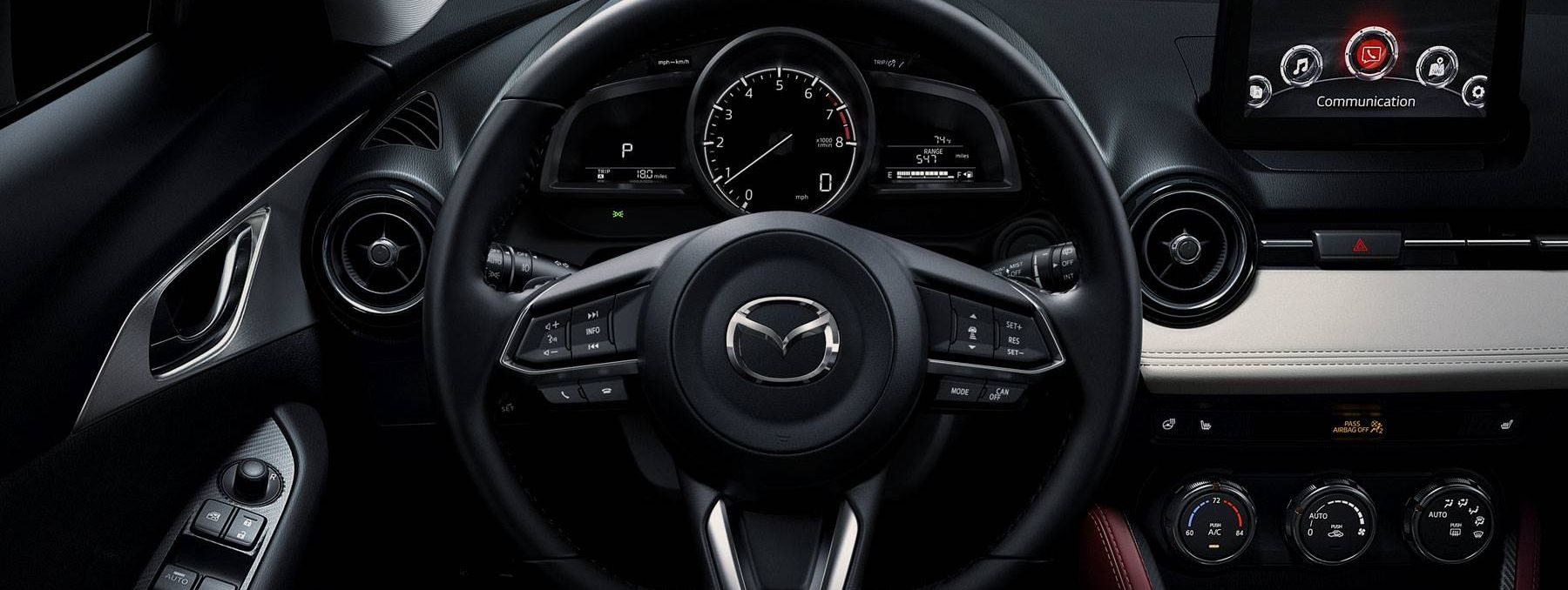 Enjoy the Thrill of the Mazda CX-3!