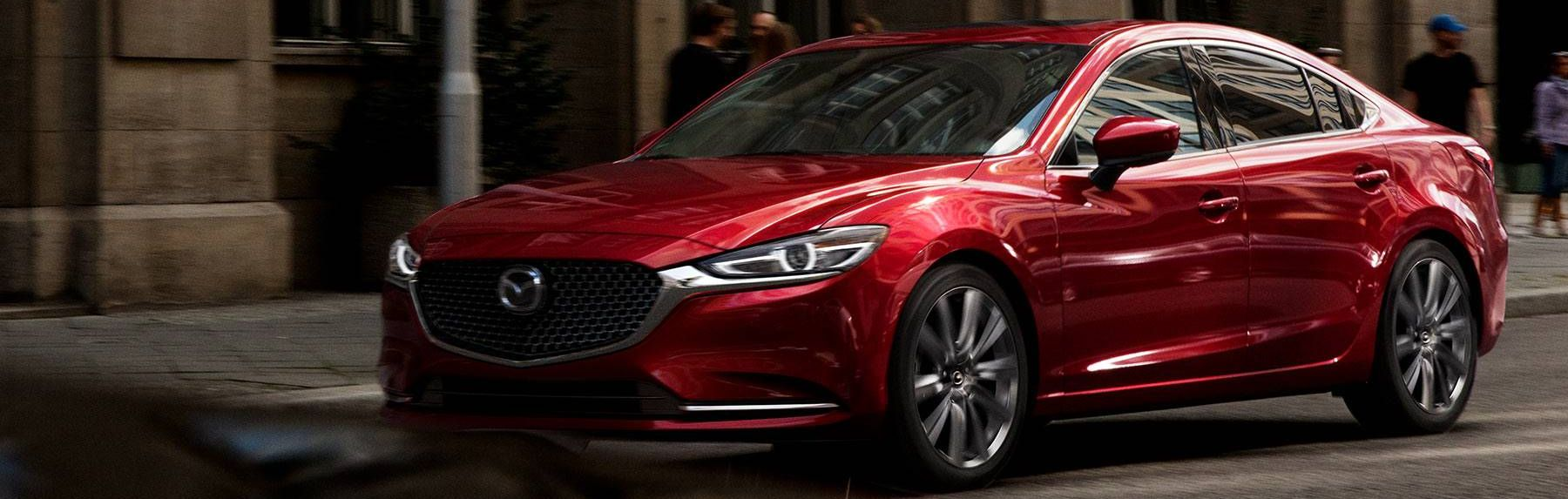 2018 Mazda6 Financing in Elk Grove, CA