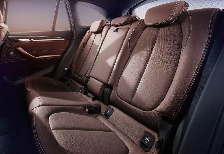 X1 Rear Seating