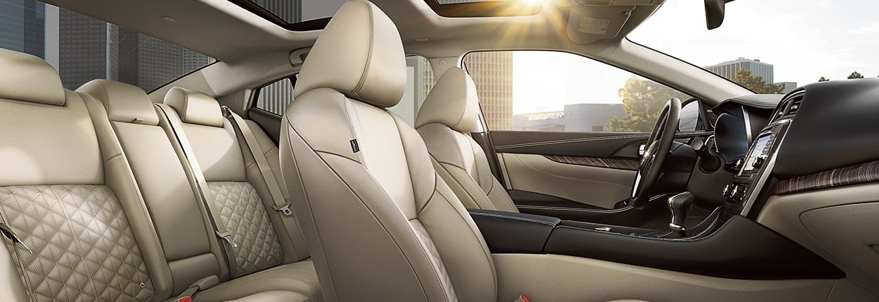Enjoy the Drive in the Nissan Maxima!