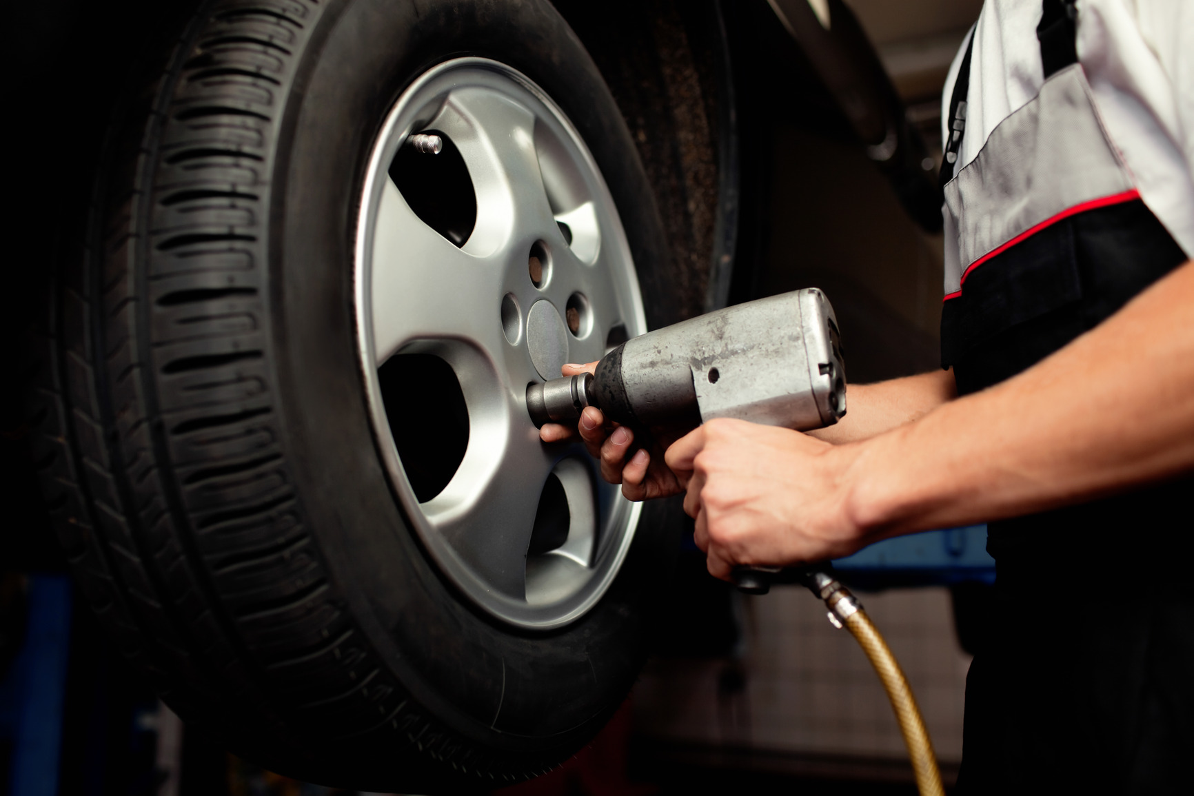 Tire Rotation Service near Roseville, CA