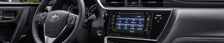 2019 Toyota Corolla Center Console