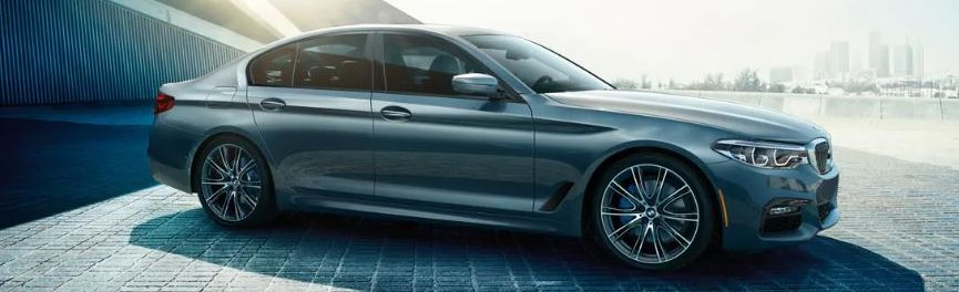 2018 BMW 5 Series Financing near Whiting, IN